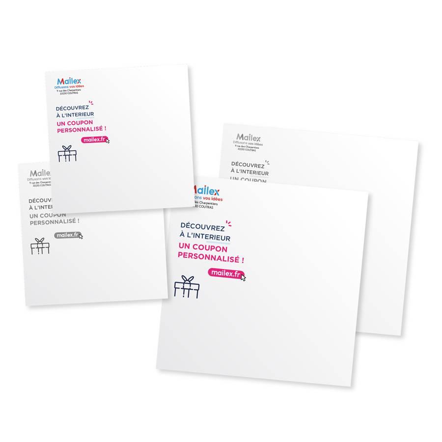 Enveloppes spéciales 37