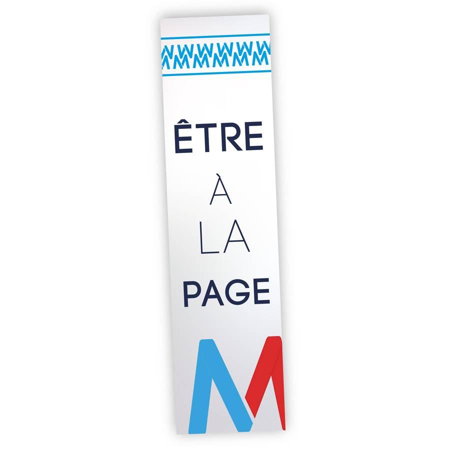 Marque-Pages Nacré 21