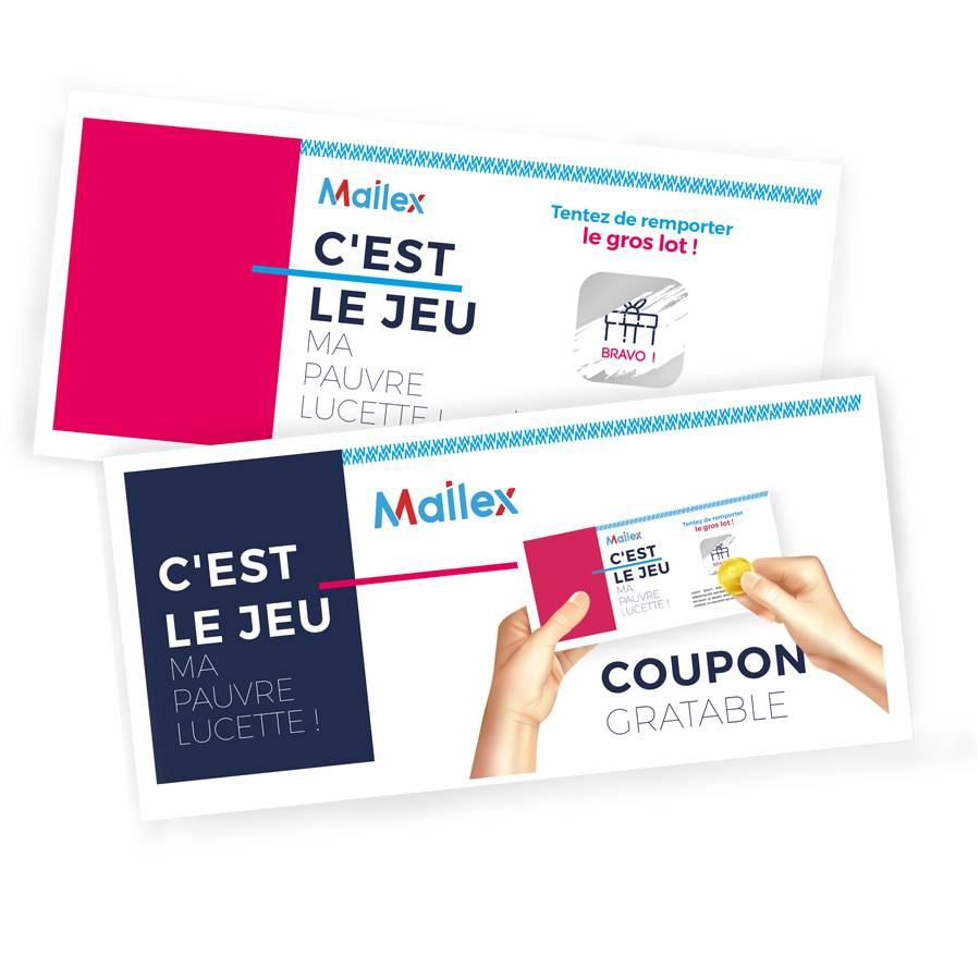 Coupons Grattables 38